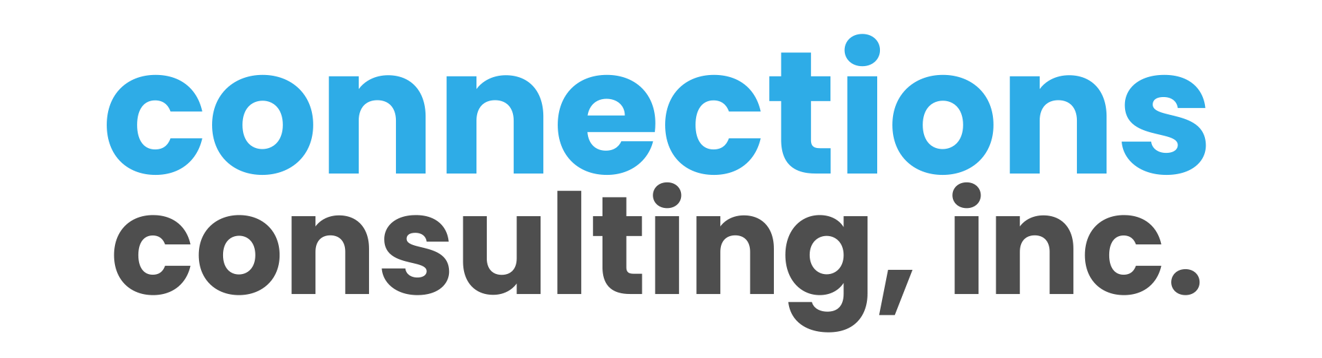 Connections Consulting, Inc.